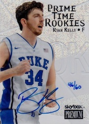 2013-14 Fleer Retro Basketball 1999-00 Skybox Prime Time Rookie Autographs