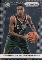 Giannis Antetokounmpo Rookie Card Guide