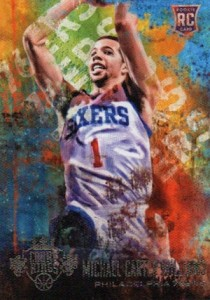 Michael Carter-Williams Rookie Card Checklist and Guide 3