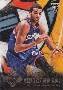 2013-14 Panini Court Kings Michael Carter-Williams RC 164