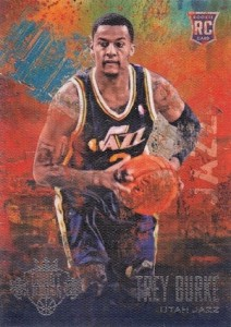 2013-14 Panini Court Kings Trey Burke RC #123