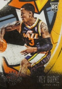 2013-14 Panini Court Kings Trey Burke RC #173