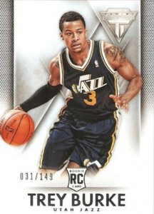 Trey Burke Rookie Cards Checklist and Guide 21