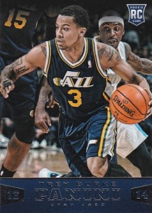 Trey Burke Rookie Cards Checklist and Guide 1