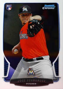Jose Fernandez Rookie Cards and Prospect Card Guide 1