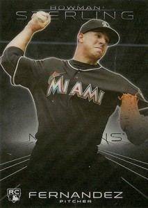 Jose Fernandez Rookie Cards and Prospect Card Guide 4
