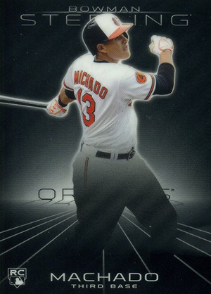 Manny Machado Rookie Cards Checklist and Guide 4