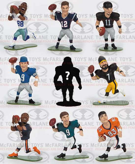 2013 McFarlane NFL Small Pros Series 3