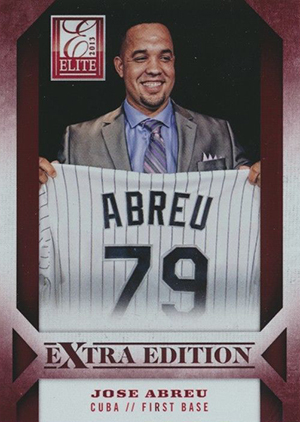 Top Jose Abreu Rookie Card and Prospect Cards 18