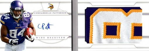 2013 Panini National Treasures Football Cards 37