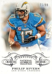 2013 Panini National Treasures Football base