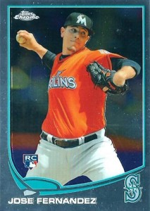 Jose Fernandez Rookie Cards and Prospect Card Guide 10