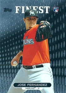 Jose Fernandez Rookie Cards and Prospect Card Guide 11