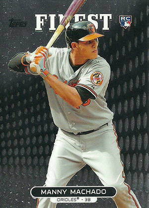 Manny Machado Rookie Cards Checklist and Guide 15