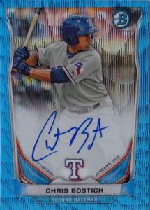 Almost 50 Shades of Everything But Grey: 2014 Bowman Prospect Parallels 42