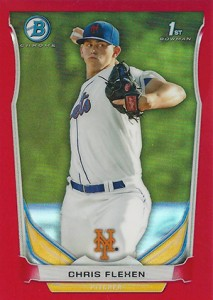 Almost 50 Shades of Everything But Grey: 2014 Bowman Prospect Parallels 27
