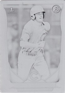 Almost 50 Shades of Everything But Grey: 2014 Bowman Prospect Parallels 12