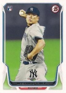 2014 Bowman Masahiro Tanaka RC