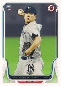 Masahiro Tanaka Rookie Card Guide 1