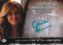 2014 Breygent American Horror Story Autographs CBR1 Connie Britton
