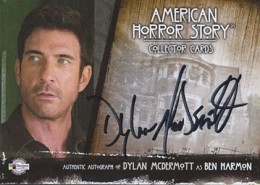 2014 Breygent American Horror Story Autographs DMR1 Dylan McDermott