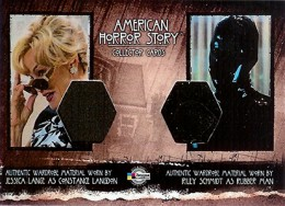 2014 Breygent American Horror Story Costume Card