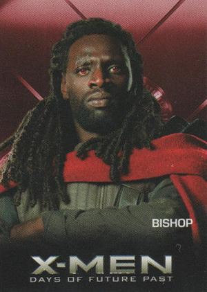 X Men Days Of Future Past Bishop 2014 Carl's Jr. X-Men:...