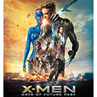 2014 Carl's Jr. X-Men: Days of Future Past Trading Cards