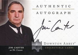 2014 Cryptozoic Downton Abbey Seasons 1 and 2 Autographs A1
