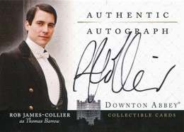 Upstairs, Downstairs: 2014 Cryptozoic Downton Abbey Seasons 1 and 2 Autographs Guide 12