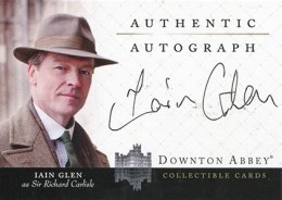 Upstairs, Downstairs: 2014 Cryptozoic Downton Abbey Seasons 1 and 2 Autographs Guide 7
