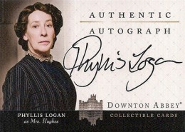 Upstairs, Downstairs: 2014 Cryptozoic Downton Abbey Seasons 1 and 2 Autographs Guide 2