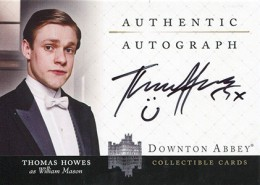 Upstairs, Downstairs: 2014 Cryptozoic Downton Abbey Seasons 1 and 2 Autographs Guide 10
