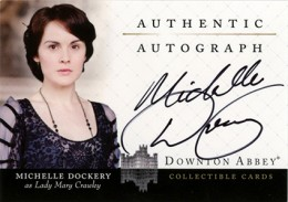Upstairs, Downstairs: 2014 Cryptozoic Downton Abbey Seasons 1 and 2 Autographs Guide 4