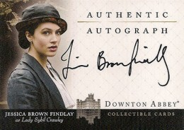 Upstairs, Downstairs: 2014 Cryptozoic Downton Abbey Seasons 1 and 2 Autographs Guide 11