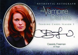 2014 Cryptozoic The Vampire Diaries Season 3 Trading Cards 23