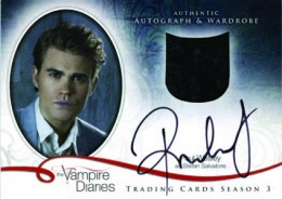 2014 Cryptozoic The Vampire Diaries Season 3 Trading Cards 22
