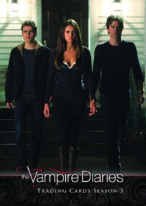 2014 Cryptozoic The Vampire Diaries Season 3 Trading Cards 21