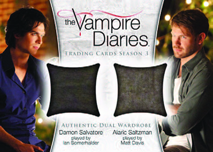 2014 Cryptozoic The Vampire Diaries Season 3 Trading Cards 27