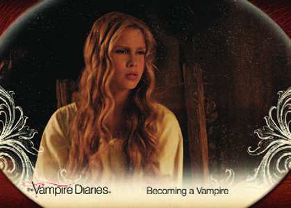 2014 Cryptozoic The Vampire Diaries Season 3 Trading Cards 25