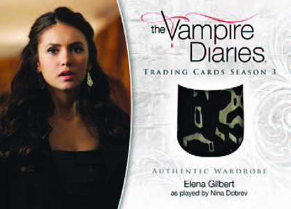 2014 Cryptozoic The Vampire Diaries Season 3 Trading Cards 26