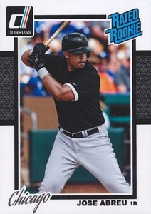 Jose Abreu Rookie Card and Prospect Card Guide 3