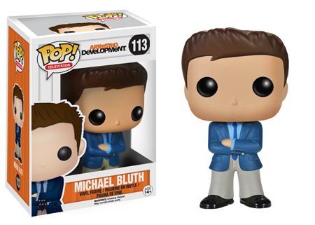 2014 Funko Pop Arrested Development 113 Michael Bluth