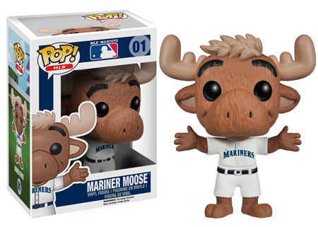 2014 Funko Pop MLB Mascots Vinyl Figures 1