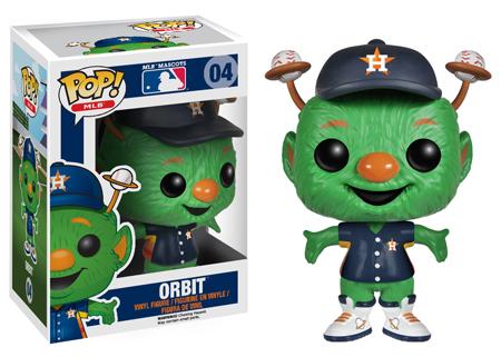 2014 Funko Pop MLB Mascots Vinyl Figures 4