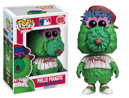 2014 Funko Pop MLB Mascots 05 Phillie Phanatic