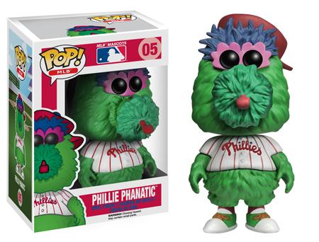 2014 Funko Pop MLB Mascots Vinyl Figures 5