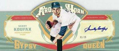 2014 Topps Gypsy Queen Baseball Cards 31