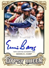 2014 Topps Gypsy Queen Baseball Cards 32