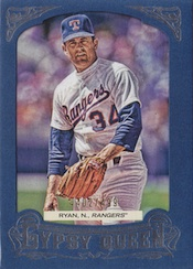 2014 Topps Gypsy Queen Baseball Cards 26